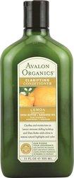 Avalon Organics Lemon Clarifying Conditioner Bottle (Pack of 11 ounce, 4