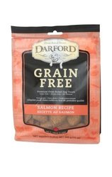 Darford Grain Free Dog Biscuits, Salmon Recipe 12 oz (340 g)