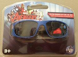 Marvel UV Protection Avengers Boy's Sunglasses - Blue & Black