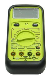 TPI 122 Compact Digital Multimeter with Protective Boot - 122