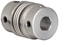 Huco 530.20.2222.Z Size 20 Flex-B Bellows Coupling Stainless Steel