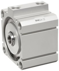 SMC Corporation NCQ8B150-050 Aluminum Cylinder Compact Double Acting