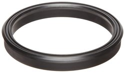 Small Parts Lip Seal Rectangular Profile Buna-N O-Ring Loaded Urethane