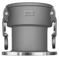 PT Coupling Petroleum Handling Series Aluminum Cam and Groove Hose Fitting