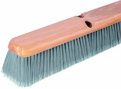 Wilen F002018 Flagged Polypropylene Fine Floor Sweep Bristle Case of 12