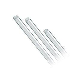 Pyrex Borosilicate Glass Rod - Size: 38.1mm Diax 1219mm L Case of 41
