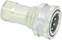 Dixon Valve Steel nterchange Hydraulic Fitting Coupler