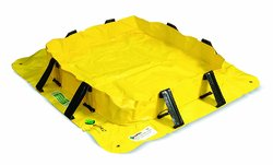 Enpac Polyester Stinger Yellow Jacket Berm - 501 Gallon Spill Capacity