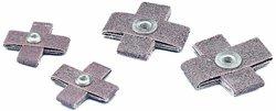 """3M Cross Pad 747D Ceramic Aluminum Oxide - 1-1/2"""" L x 1-1/2"""" W x 1/2"""" T"""