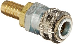 Eaton Hansen Steel Ring Lock Quick Connect Pneumatic Fitting
