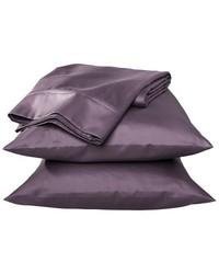 Threshold Performance Sheet Set - Light Purple - Size: California King