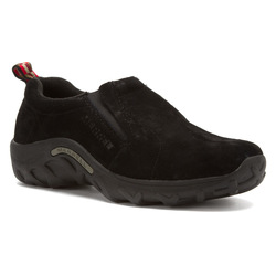 Merrell Jungle Boy's Moc Shoes - Black - Size: 13
