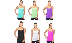 Thinstincts Convertible Cami (6-pack): Xl