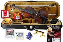 Ricard Bunnel G1 Violin Outfit 1/2 Size