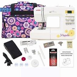 7330 Computerized Sewing Machine Bundle - White (SVD7330BONUSBUNDLE)