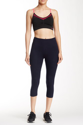 715a0c2b792 ... Bally Fitness Women s Tummy-Control Leggings - Midnight Blue - Size  ...