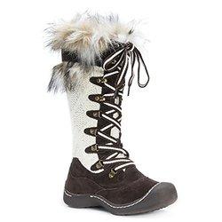 Women's Gwen Snowboots - Brown - Size: 6