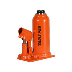 Eagle Pro Bottle Jack EBJ08 8 Ton 6 Foot Hose