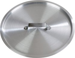 Carlisle Aluminum 3004 Lid for 10-qt Tapered Sauce Pan - Size: 1175""