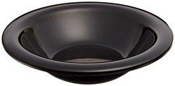 Carlisle Sierrus Melamine Rimmed Bowls 13-oz 24 Pcks - Black