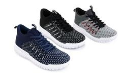 Xray Lunar Sneaker: Gray/11