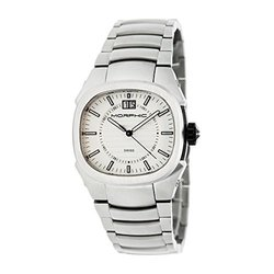 Morphic M43 Series Men's Watch: 4301 Silver