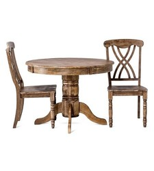 Maaya Home Hadley Round Dining Table Base and Legs Only