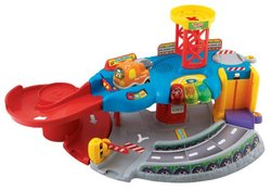 VTech Go! Go! Smart Wheels Garage Set