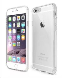 Insten TPU Case For Apple iPhone 6 / 6s Plus - Clear