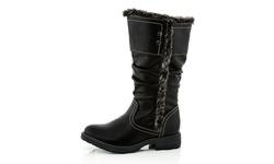 Coco Jumbo Kids Riding Black Boots: 5