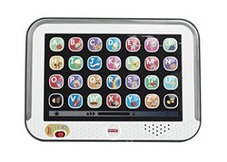 Fisher Price Laugh & Learn Smart Stages Tablet - Gray 1170096