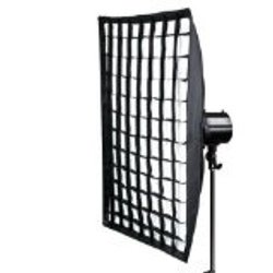 """Neewer 27.5"""" X 39.4""""/70cm X 100cm Beehive Softbox With Grid For Neewer, Cowboystudio,godox And Limostudio Strobe/flash Light And Other Monolight With Bowens Mount"""
