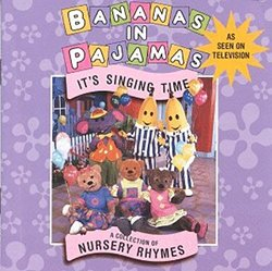 Capitol It's Singing Time: Nursery Rhymes - Audio CD