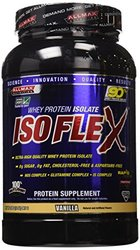 All Max Isoflex Isolate Vanilla 2lb Protein