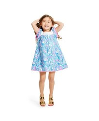 Lilly Pulitzer Infant Toddler Girls' Dress - Multi - Size: 12M