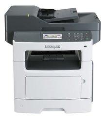 Lexmark MX511DE Laser B/W All-In-One Printer / Copier / Scanner / Fax