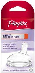 Playtex Baby Angled Nipple - Medium Flow
