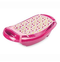 Summer Infant 1-2-3 Taking a Bath Tub - Pink