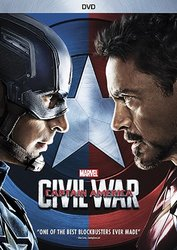 DVD Video Marvel's Captain Ameri
