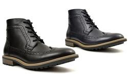 Hawke & Co Trent Boot: Black/11