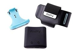AMPY AMP011 Move Wearable USB Portable Motion Charger & Accessory Kit