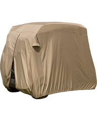 Classic Accessories Fairway Golf Cart Easy on Cover - Tan