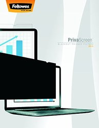 Fellowes PrivaScreen Privacy Filter for 13? Apple MacBook Air - Black