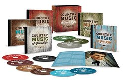 Time Life Country Music of Your Life - 10-CD Box Set