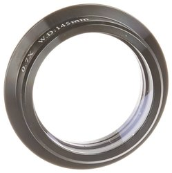 O.C. White PZ-OB-070 Pro-Zoom 0.7X Auxiliary Lens for Pro-Zoom Microscopes