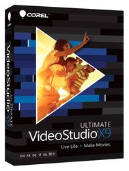 Corel VideoStudio Ultimate X9 for Windows 7/8/10