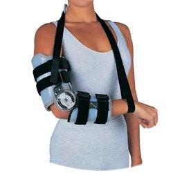 Donjoy Irom Left Elbow Brace - Size: Large