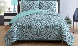 Allison 2-Piece Quilt Set: Queen