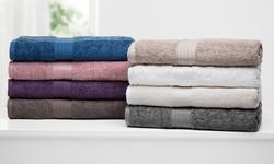 Towel Set (6-piece): Rose Quartz