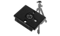 Insten Camera Quick Release Plate - Black